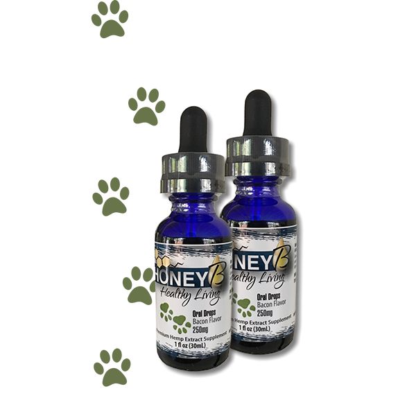 PET CBD Oral Drops