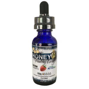 Strawberry Oral Drops