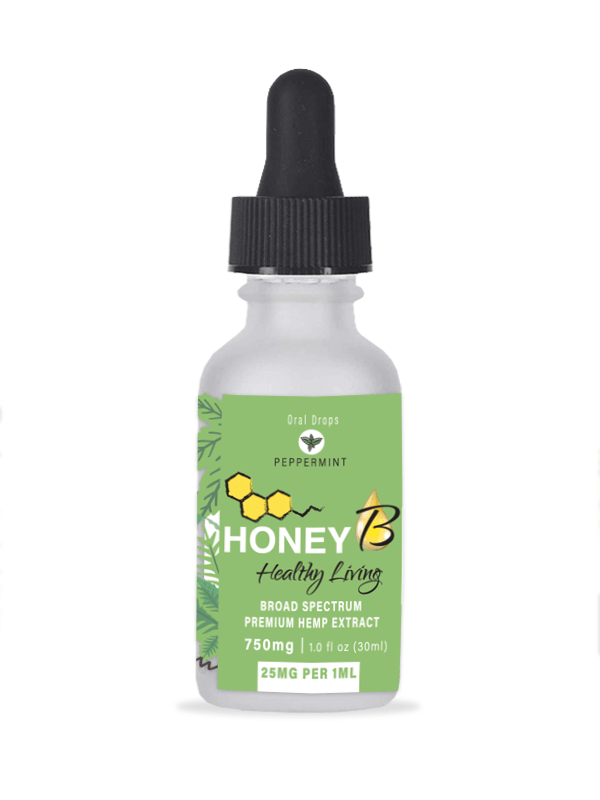 Peppertmint Oral Drops