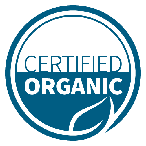 Organically Certified